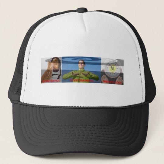 Logo - Breathe-Diet-Confidence 02.jpg Trucker Hat