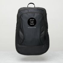 Logo business Company promotional Port Authority® Backpack
