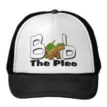 Bob the Pleo cap