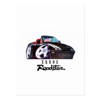 logo car image postcard