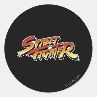 Logo Classic Round Sticker