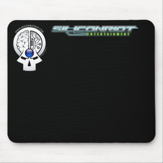 Logo & Clue Mouse Pad