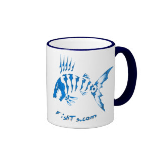 Logo Collection by FishTs.com Coffee Mugs