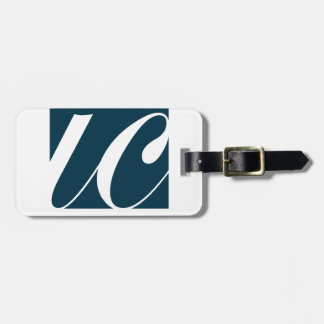 Logo Coppet Institute Travel Bag Tags
