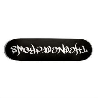 logo crow skateboard