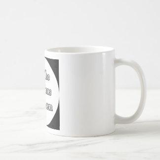 Logo Cup- B & W Mugs