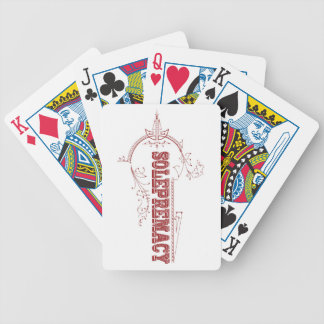 Logo Deck Bicycle Playing Cards