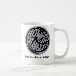 logo, Detroit's Finest Brew Coffee Mug