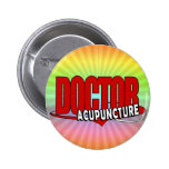 LOGO DOCTOR ACUPUNCTURE PIN