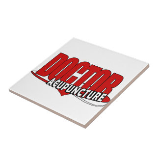 LOGO DOCTOR ACUPUNCTURE TILE