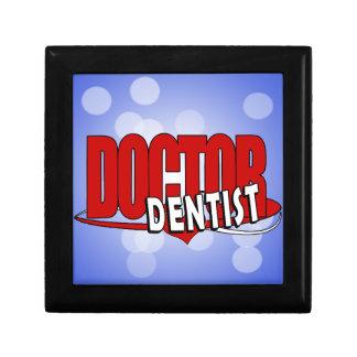 LOGO DOCTOR  DENTIST GIFT BOXES
