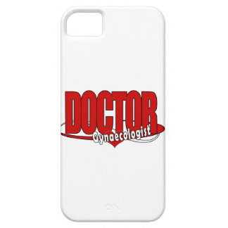 LOGO DOCTOR Gynaecologist iPhone 5 Covers