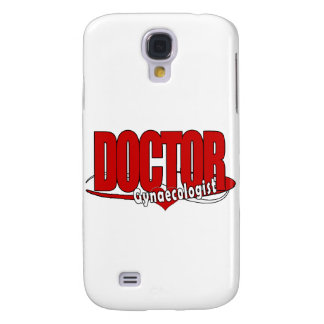 LOGO DOCTOR Gynaecologist Samsung Galaxy S4 Cases