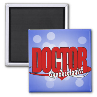 LOGO DOCTOR Gynaecologist Magnets