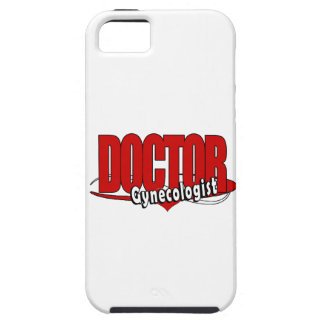 LOGO DOCTOR GYNECOLOGIST iPhone 5 COVER