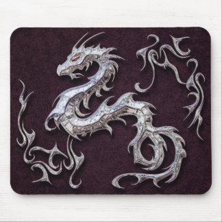 Logo dragon para alfombrilla de raton mouse pad