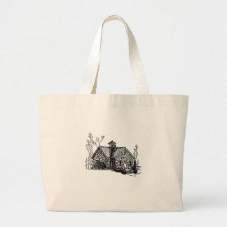logo_Drawing Tote Bags