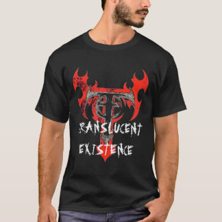 LOGO frescoTEE, TRANSLUCENT EXISTENCE T-Shirt