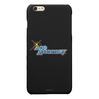 Logo Glossy iPhone 6 Plus Case