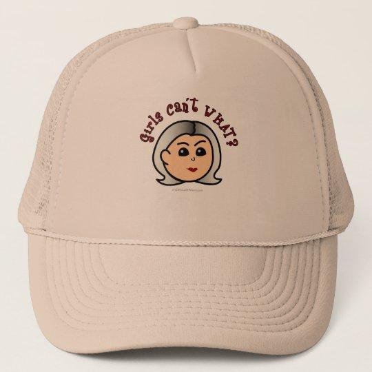 Logo Grandma - Light Trucker Hat