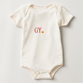 LOGO GY. BABY BODYSUIT