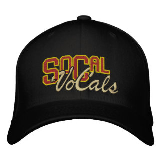 Logo Hat with FOFY Badge Embroidered Baseball Caps
