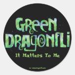 Logo- It Matters To Me Sticker