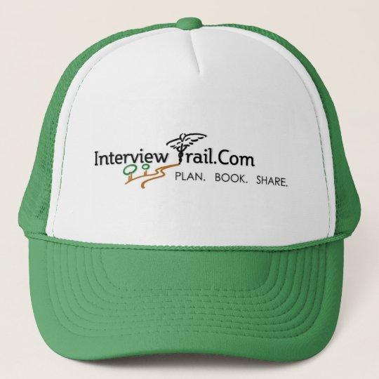 logo large - Customized - Customized Trucker Hat
