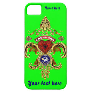 logo Louisiana Important View Notes Below iPhone 5 Cases