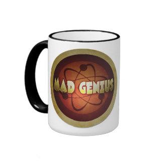 Logo - Mad Genius! Ringer Mug