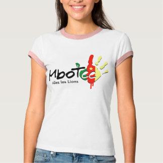 logo mbotee, Allez les Lions T-Shirt