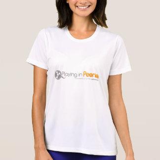 Logo Microfiber T-Shirt