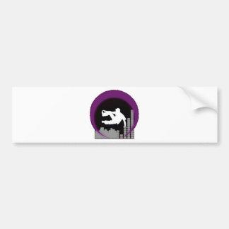 Logo no bg bumper sticker