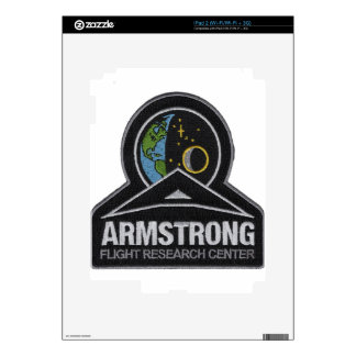 Logo of NASA's AFRC iPad 2 Skins