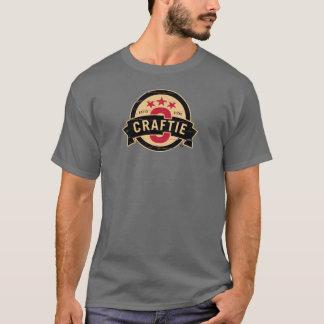 Logo on Dark Grey T-Shirt