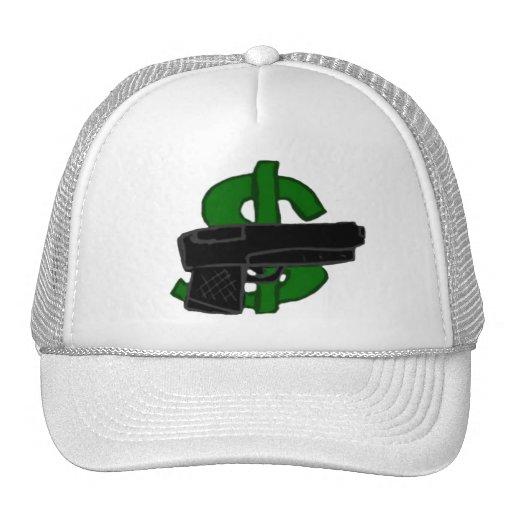Logo only trucker hat