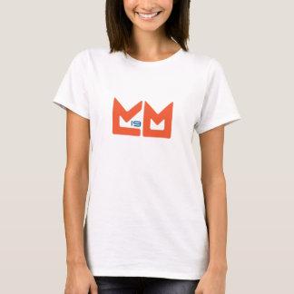 Logo - Orange and Blue T-Shirt