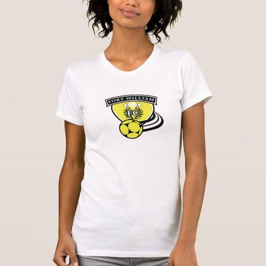 Logo -Team Kit - Fort William High... - Customized T-Shirt