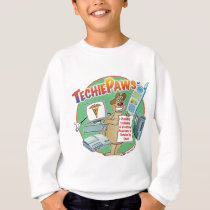 Logo- TechiePaws Sweatshirt