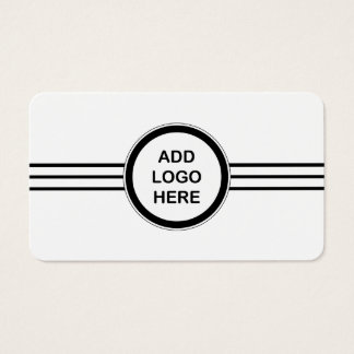 Logo Template Business Cards