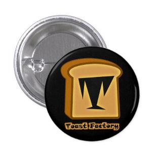 Logo Toastie Black Button