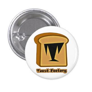 Logo Toastie White Button