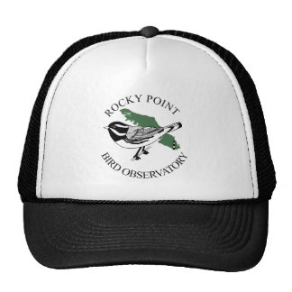 logo transparent trucker hat