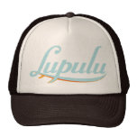 Logo Trucker Hat