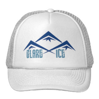 Logo Trucker Hat, White Trucker Hat