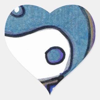Logo Universalis Heart Stickers