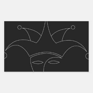 logo_upload_2 jpg rectangular pegatina