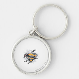 Logo with chains keychains