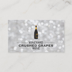 Divided business cards templates zazzle logo with dividers champagne white bokeh business card colourmoves