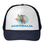 logofondotrans, AUSTRALIA Gorra